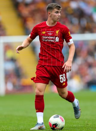Bradford City v Liverpool – Pre-Season Friendly – Utilita Energy Stadium