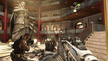 Call Of Duty: Black Ops 2 Revolution DLC Released On Xbox 360 #25392