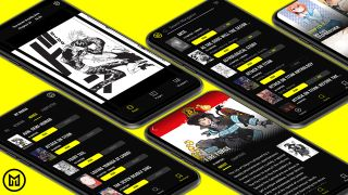 The largest manga subscription digital service gets more support