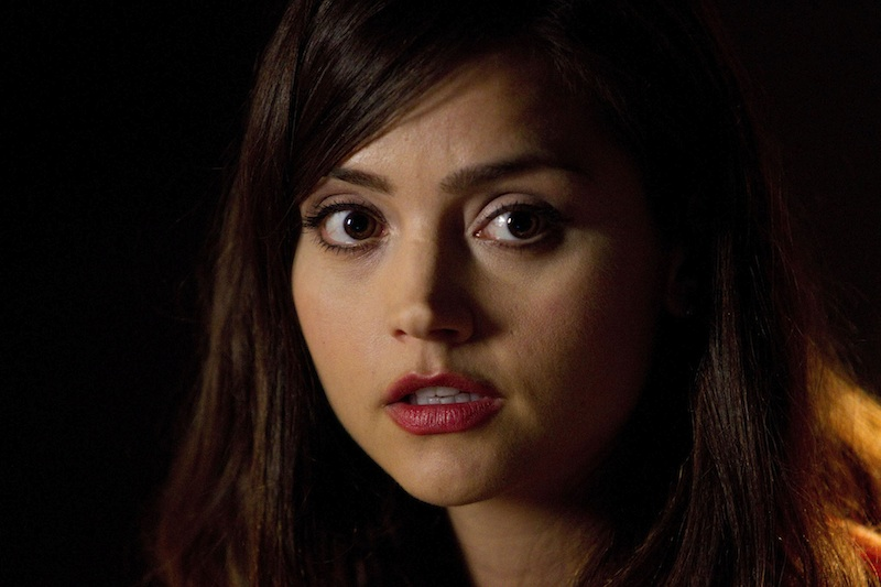 Jenna-Louise Coleman praised by Doctor Who's Matt