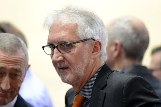 Brian Cookson, Track World Cup 2013-14, Manchester