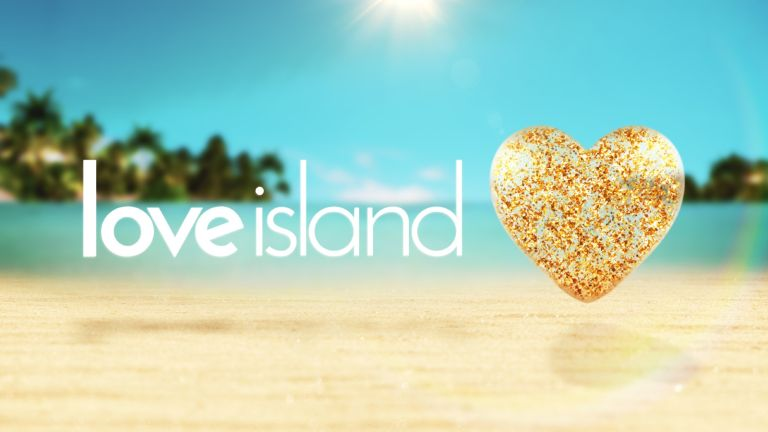 ITV'S Love Island 2021 logo