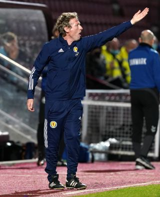 Scotland v Denmark – UEFA Under-21 Championship – Qualifying Round – Group I – Tynecastle Park