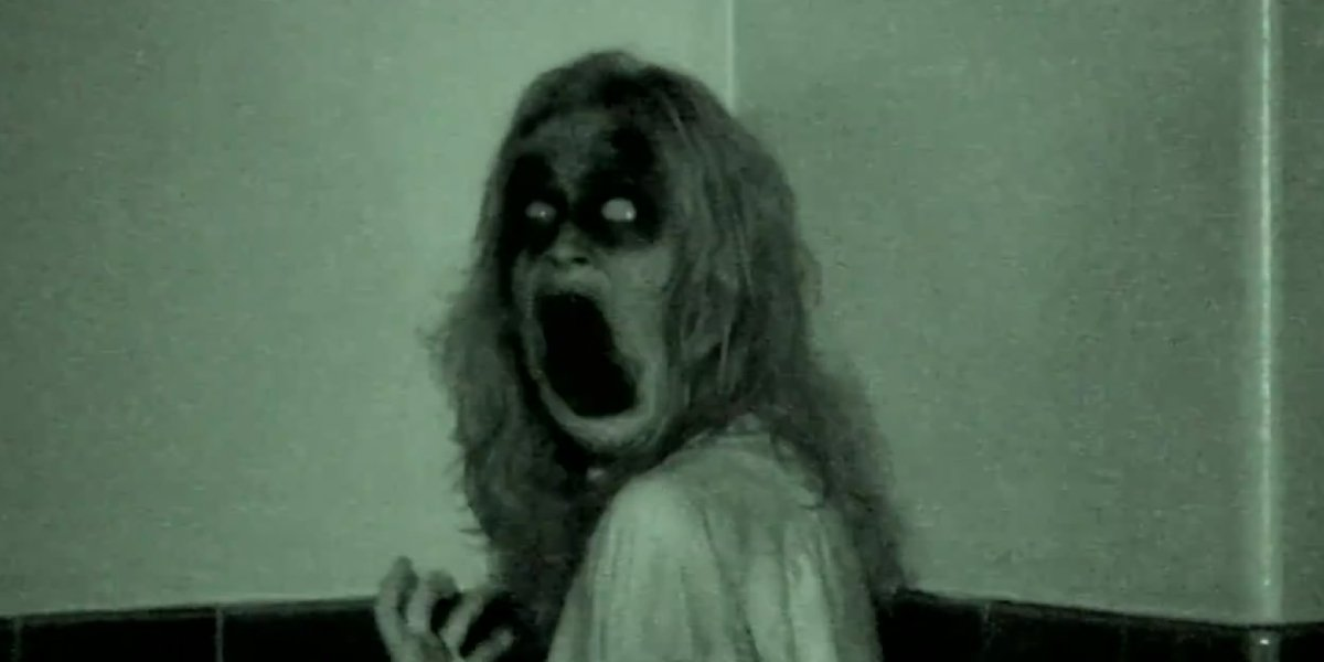 A frightening entity from Grave Encounters