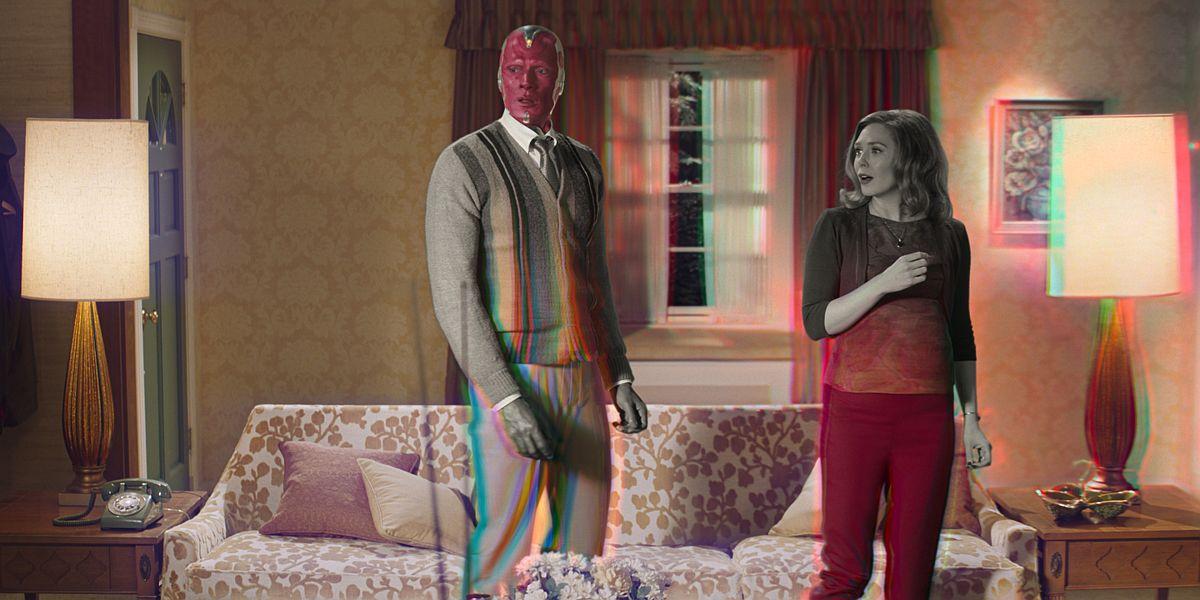 Kevin Feige on WandaVision kicking off Marvel Phase 4