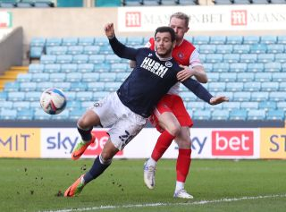 Millwall v Wycombe Wanderers – Sky Bet Championship – The Den