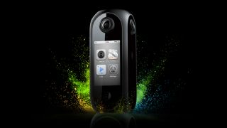 Pilot Era: 8K 360 VR camera with real-time stitching, touchscreen and Android OS