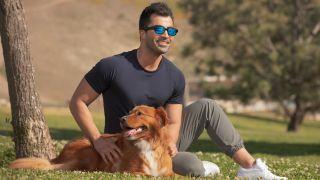 Amazon Echo Frames mirror sunglasses