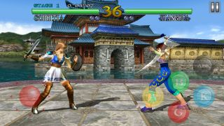 Soulcalibur - Best console games you can play on a phone or tablet