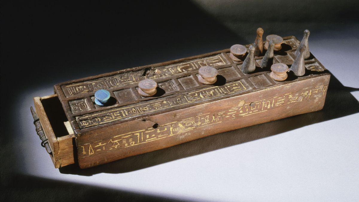 Ancient game board could be a missing link tied to the Egyptian Book of the Dead
