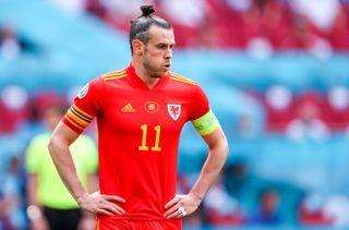 Wales v Denmark – UEFA Euro 2020 – Round of 16 – Johan Cruijff ArenA