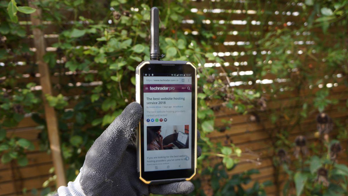 Blackview BV9500 Pro rugged smartphone review | TechRadar