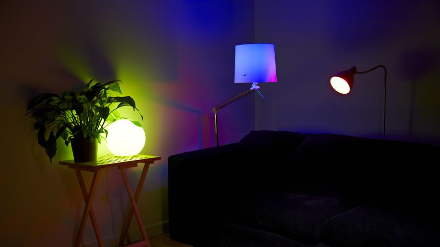 amazons philips hue offers  smart lighting