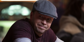 Blue Bloods' Donnie Wahlberg Keeps A Surprising Celebrity Photo On His Desk Every Season