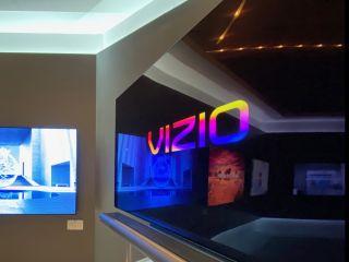The Vizio OLED TV at CES 2020