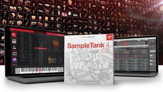 SampleTank 4 CS