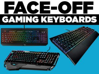 Gaming Keyboard Face-Off: Gaming K70 vs  Orion Spark vs  BlackWidow