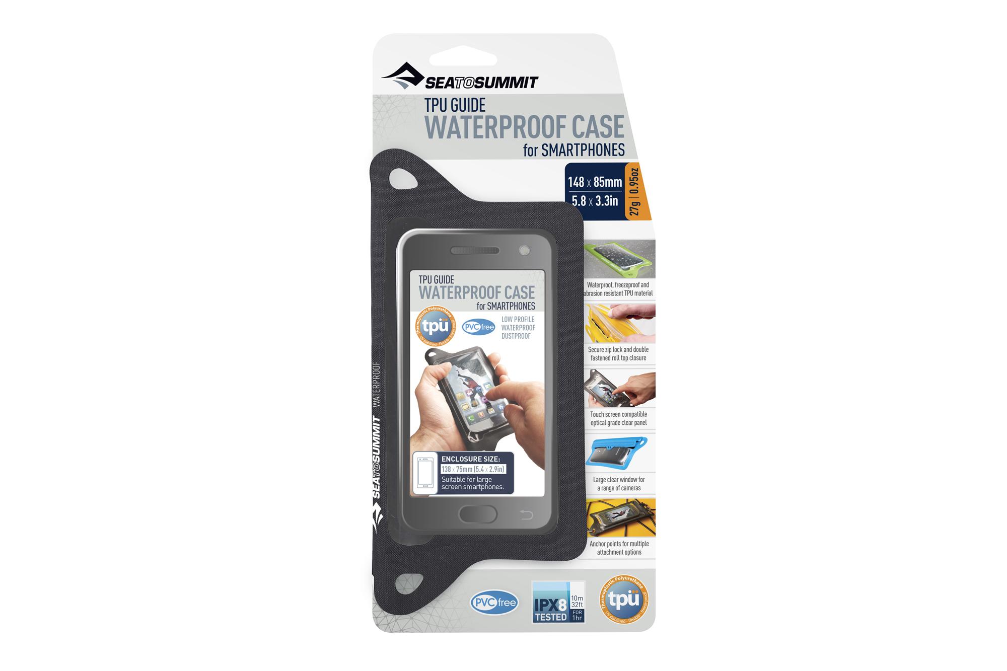 Estuche impermeable para teléfono Sea To Summit TPU Guide