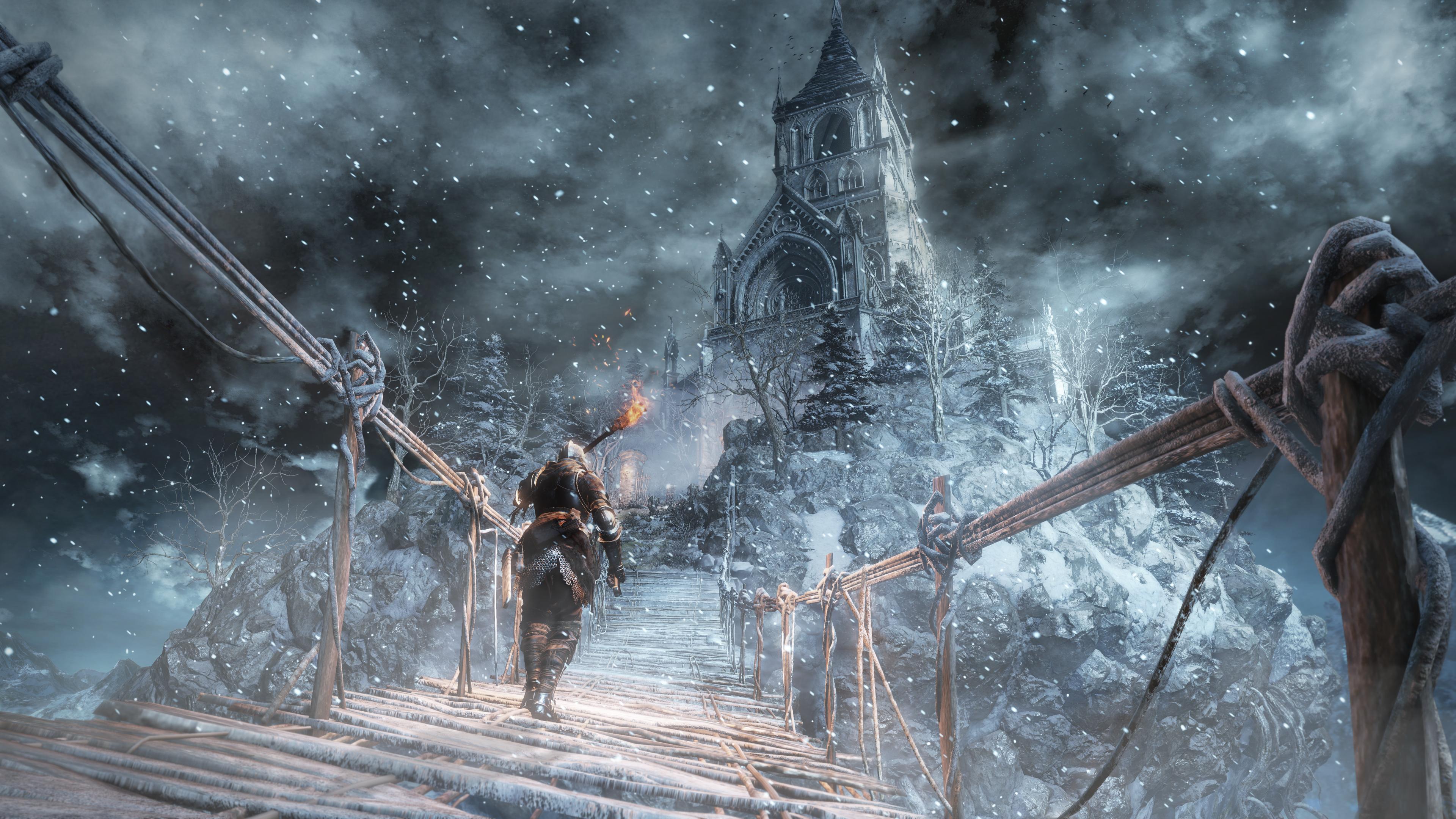 Dark Souls 3 Speedrunner Beats World Record In Under 70