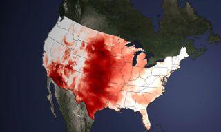 Heat Wave Sweeps Across the U.S.