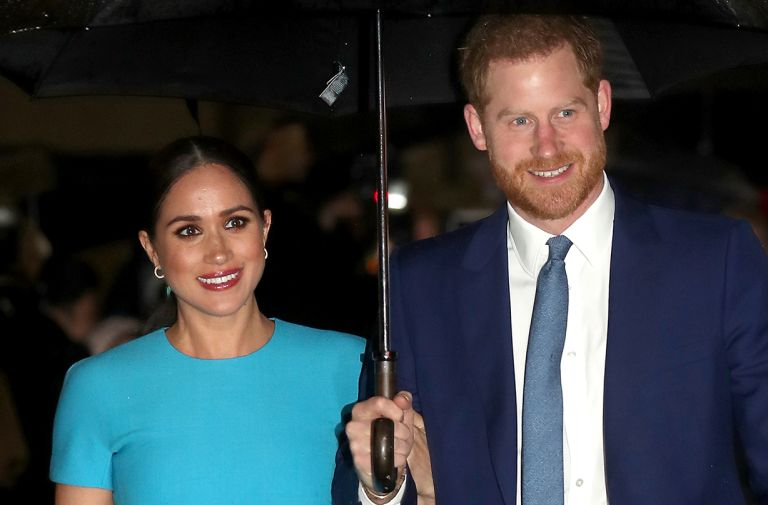 prince harry meghan markle grenfell tower anniversary message