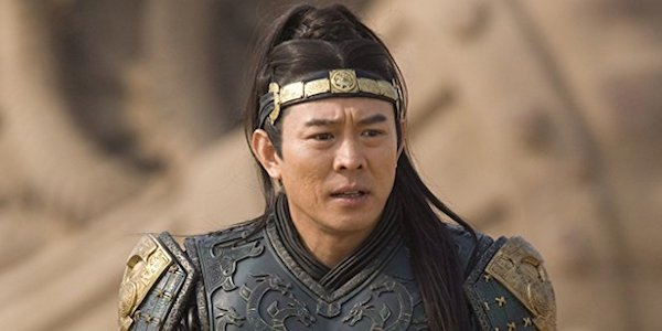 Jet Li in The Mummy: Tomb of the Dragon Emperor