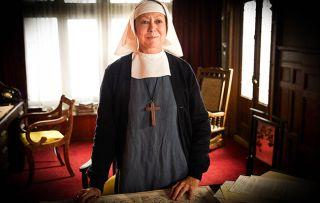 Call the Midwife star Jenny Agutter: 'I can't swear when I wear my habit!'