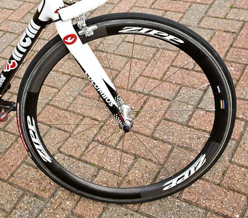 Zipp 303 wheelset