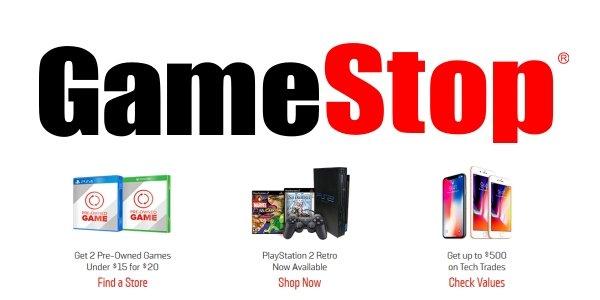 GameStop Is No Longer Selling The Company, Sending Stocks Plummeting