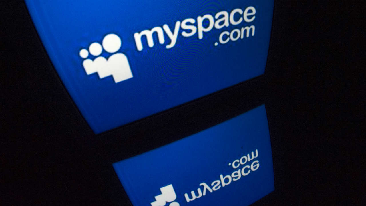 MySpace lose millions of songs during data migration project