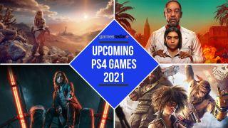 Upcoming PS4 games 2021