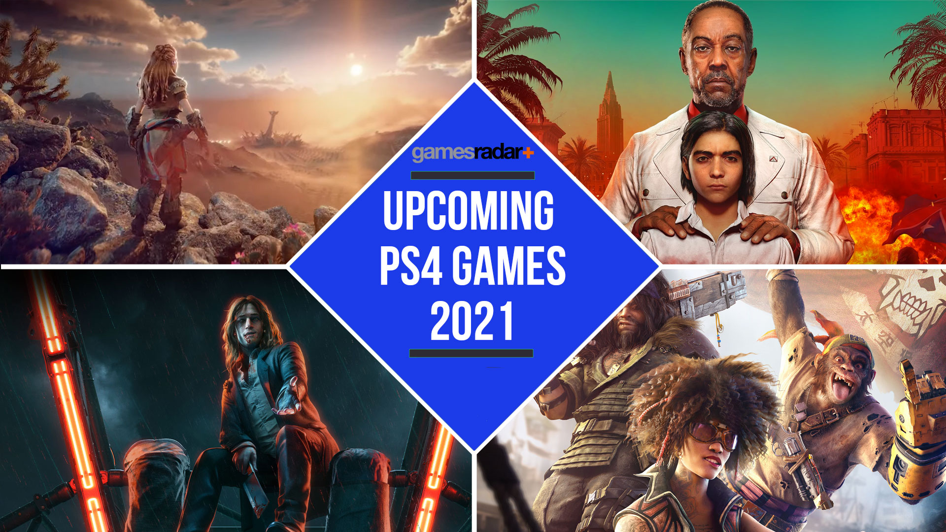 Upcoming Ps4 Games For 2021 And Beyond Gamesradar
