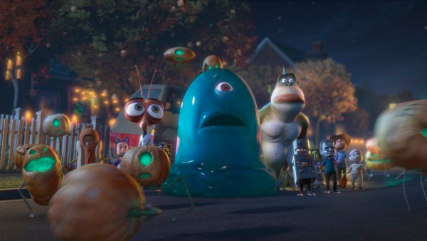 Monsters Vs. Aliens: Mutant Pumpkins From Outer Space Preview #9911