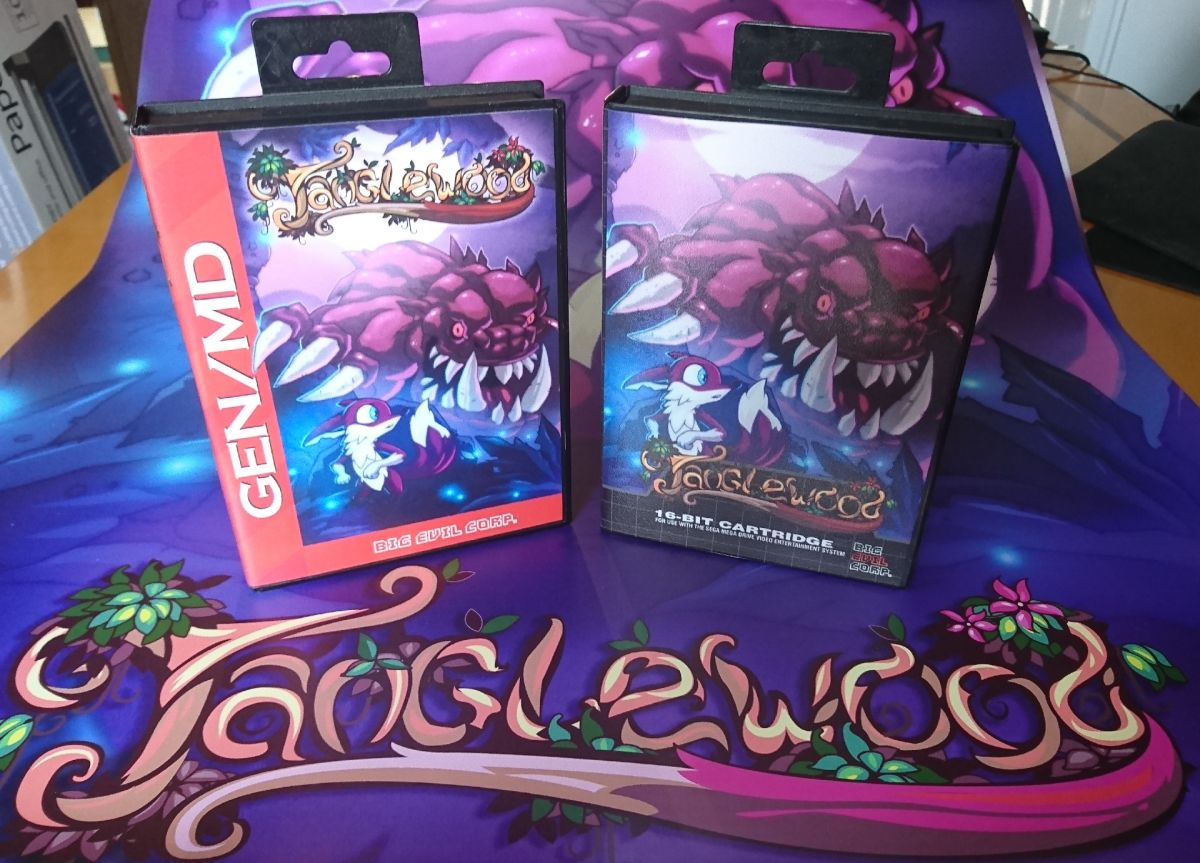 Why the Tanglewood developers are making a game for Sega
