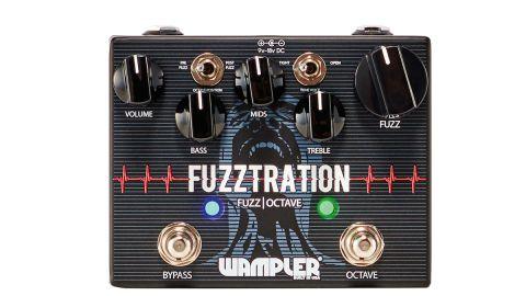 Wampler Fuzzstration review
