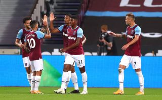 West Ham United v Charlton Athletic – Carabao Cup – Second Round – London Stadium