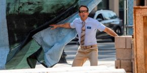 Ryan Reynolds Jokes About Free Guy Sequels, And Sign Me Up