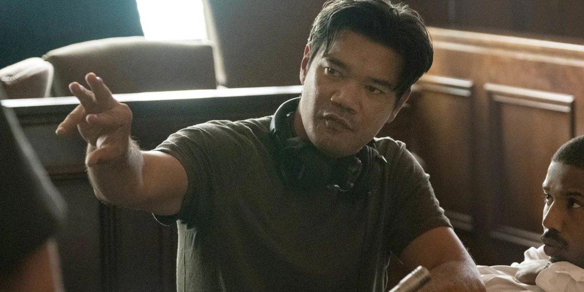 Destin Daniel Cretton directing Just Mercy