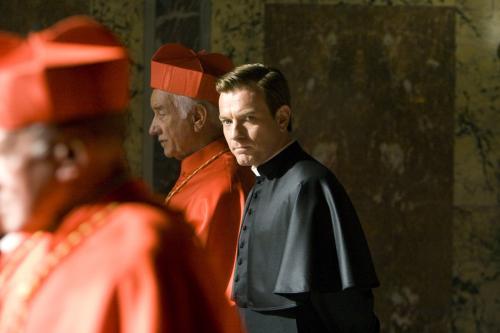 Angels & Demons - Ewan McGregor plays the Vatican camerlengo in the suspense thriller based on Dan Brown's book