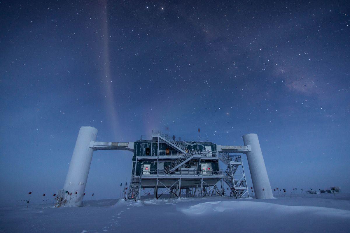 A Major Physics Experiment Just Detected A Particle That Shouldn't Exist