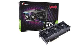 Colorful iGame RTX 3090 Vulcan OC
