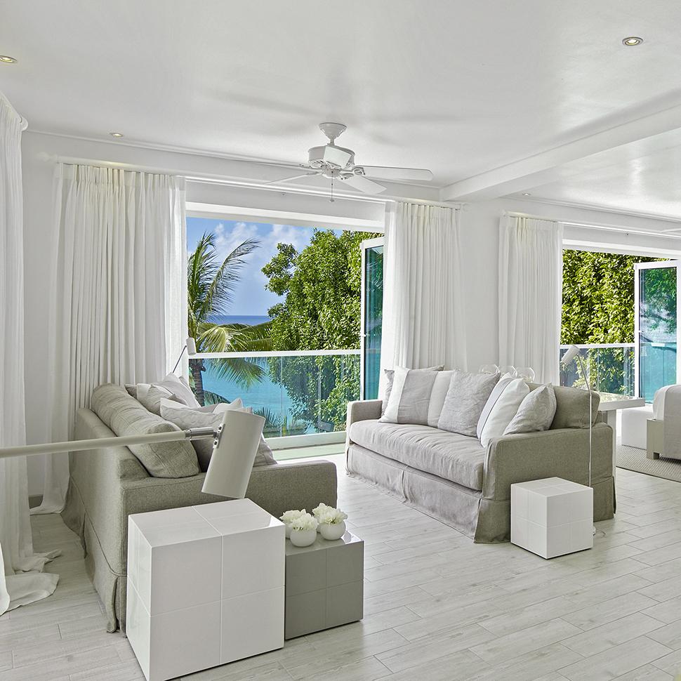 Inspirational designers: Kelly Hoppen living room