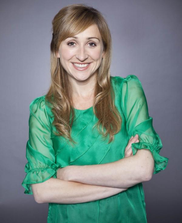 Charlotte Bellamy as Emmerdale's Laurel Thomas