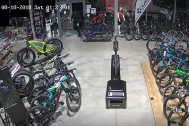 Over £100k worth of bikes lifted in collection of local shop break-ins over  August cea318c26
