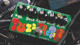 10 best fuzz pedals 2021: put some extra dirt in your guitar tone