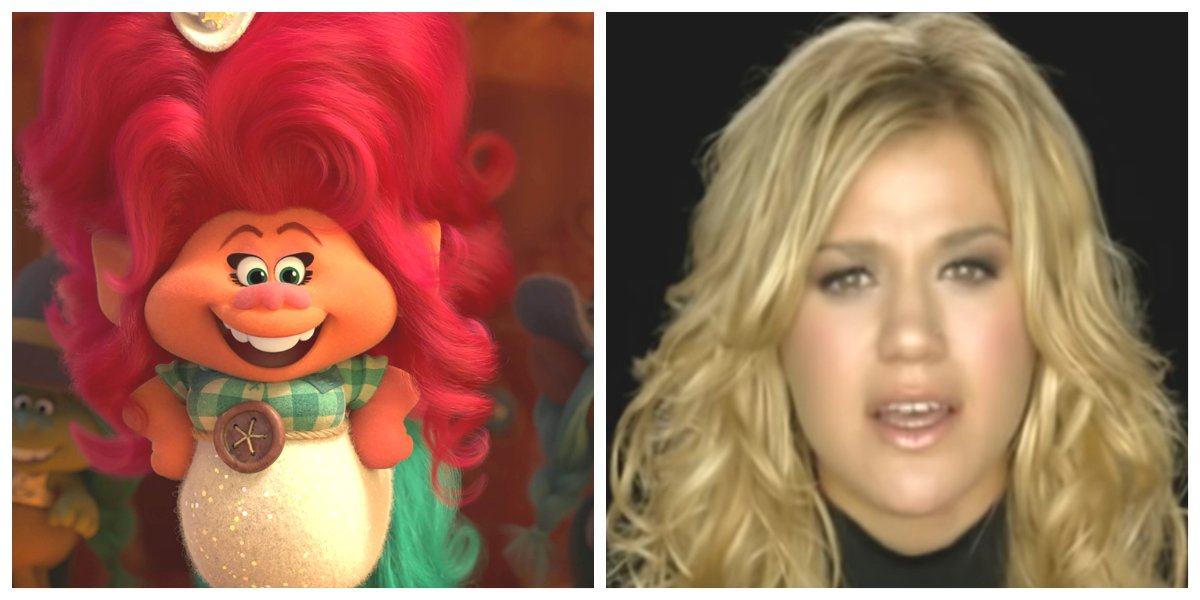 Delta Dawn and Kelly Clarkson