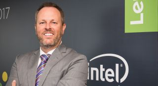 Chris Cooper, general manager for Lenovo DCG, Middle East, Turkey and Africa