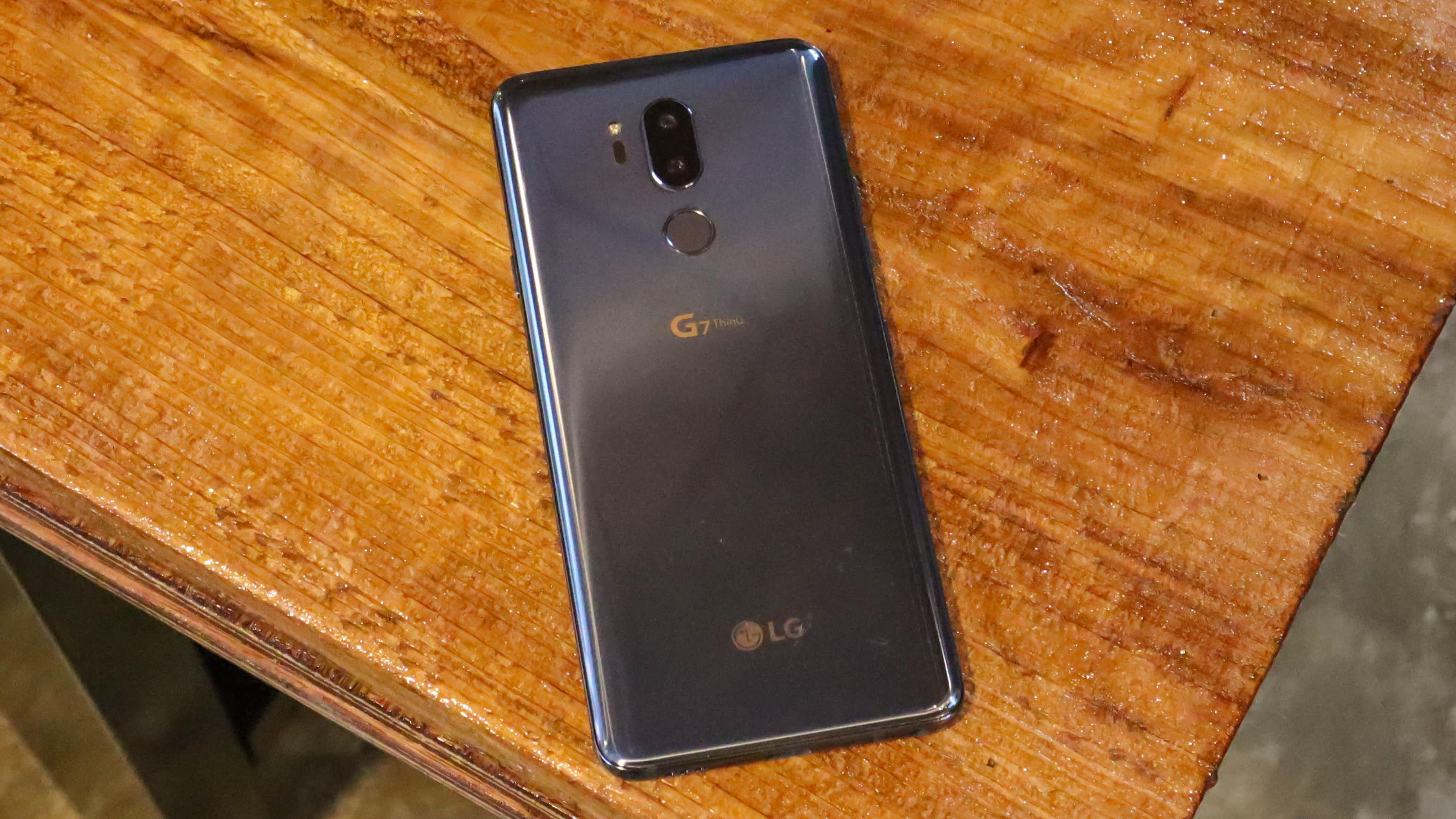 LG G7 ThinQ vs Samsung Galaxy S9 | TechRadar