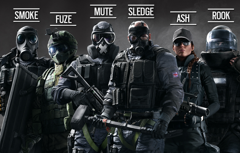 rainbow six siege standard edition difference
