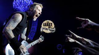 We reveal Metallica's least performed songs